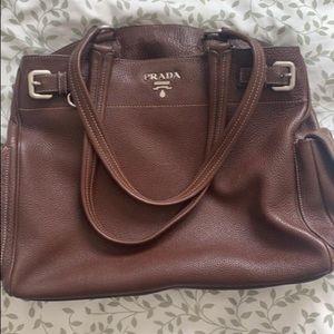 Prada Vitelli Daino Bag